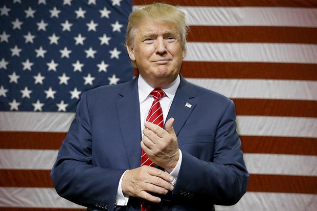 """Trump, unicorns & pixies. But this is no fairytale."""