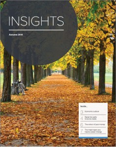 Autumn front page