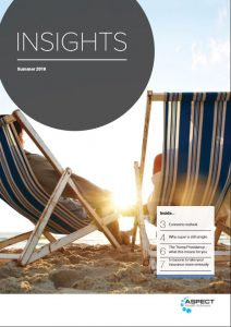 Summer front page